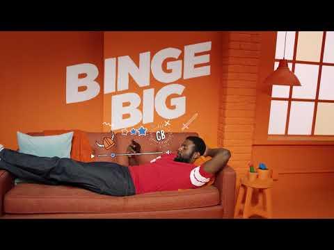 Keep Living Big | Big Gig Plan | Freedom Mobile