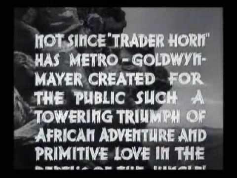 Two Trailers - Tarzan Escapes (1936)