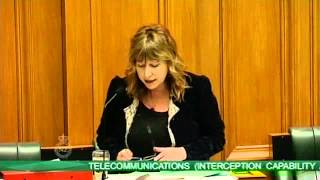 Telecommunications (Interception Capability and Security) Bill - Second Reading - Part 4