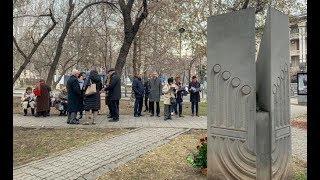 Еврейская община Армении почтила память жертв Холокоста и вспомнила Геноцид