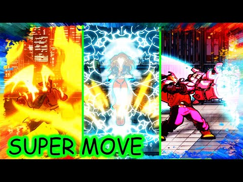 streets-of-rage-4-all-secret-character-super-star-move-attack-gameplay