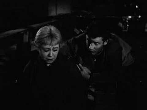 Fellini-La Strada-Gelsomina&Il Matto