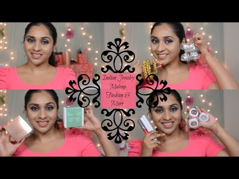 Collective Haul: Fashion, Cosmetics & Indian Accessories