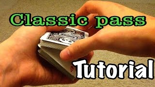 Classic PASS Tutorial (Классический пасс обучение)