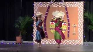 Download Video Thith thimi thimi- Folk dance Charlotte Tamil Sangam 2015 MP3 3GP MP4
