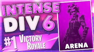 HOW TO WIN IN DIVISION 6? CONTENDER LEAGUE. [Fortnite] 1153x1080 Logitech g305