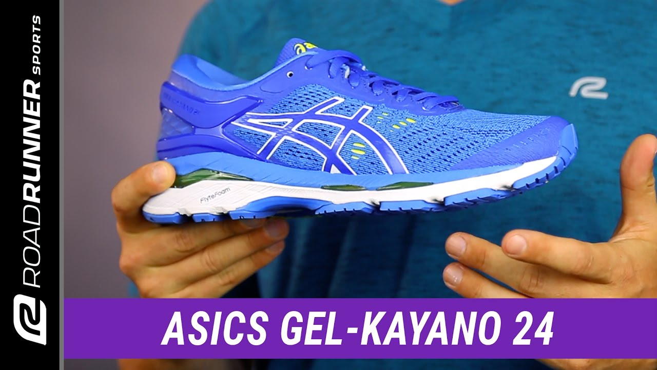 reputable site 59db9 464d5 ASICS GEL-Kayano 24 | Women's Fit Expert Review
