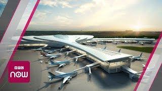 Hướng bay nào cho sân bay Long Thành cất cánh?