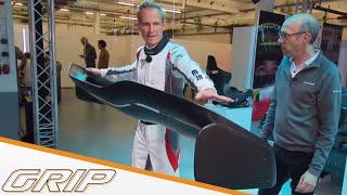 Leichtbaurakete McLaren Senna - GRIP - Folge 444 - RTL2