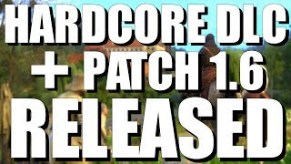 Hardcore Mode DLC + Patch 1.6 Released | Patch Notes & Performance Fixes | Kingdom Come Deliverance