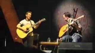 Dave Matthews & Tim Reynolds, Wang Boston 4/20 Davespeak
