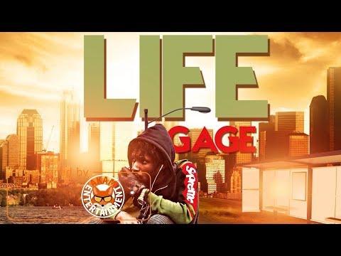 Gage - Life (Feel So Nice) [Rose Rice Riddim] January 2018