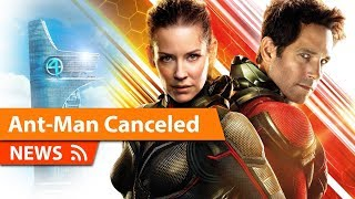 IS Ant-Man Canceled or Not after SDCC