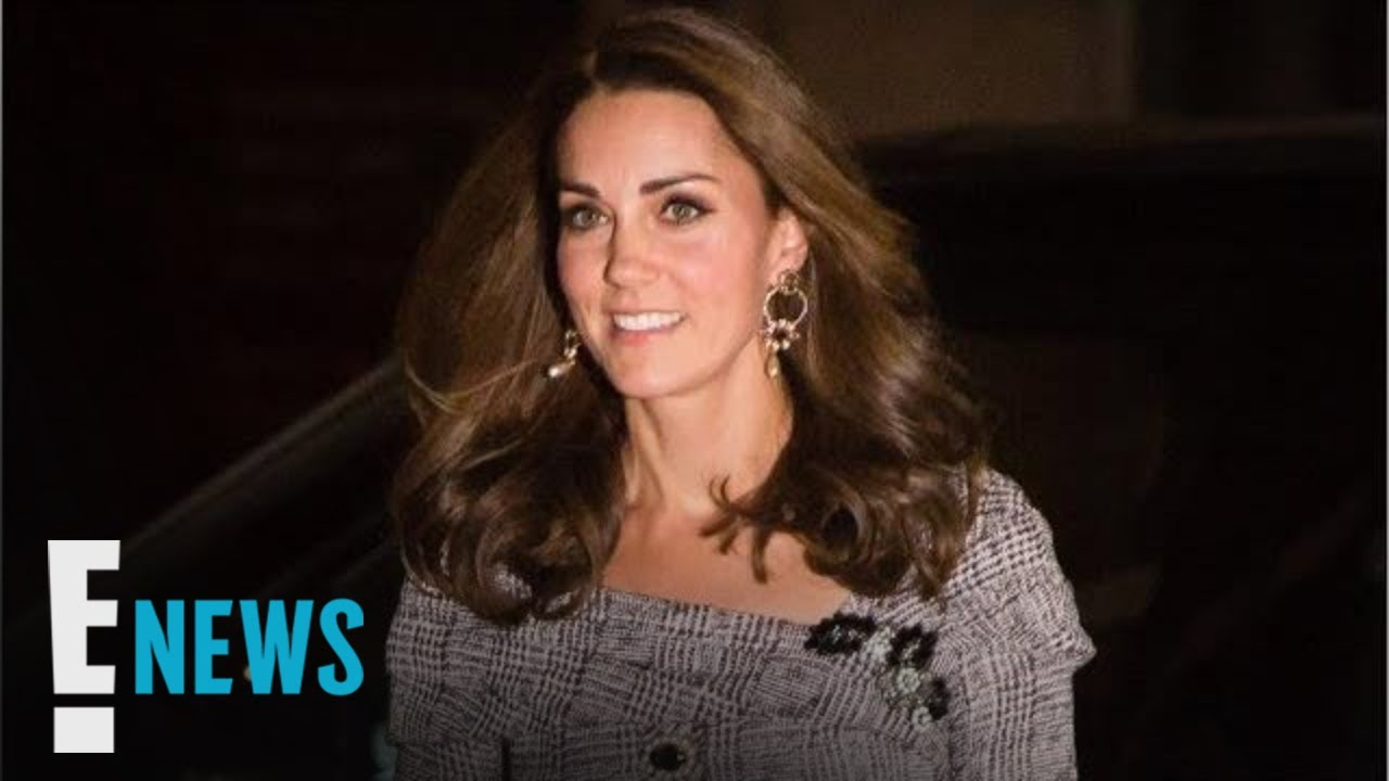 Kate Middleton's Night Out At the Museum