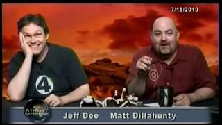 Atheist Experience #666 with Matt Dillahunty and Jeff Dee
