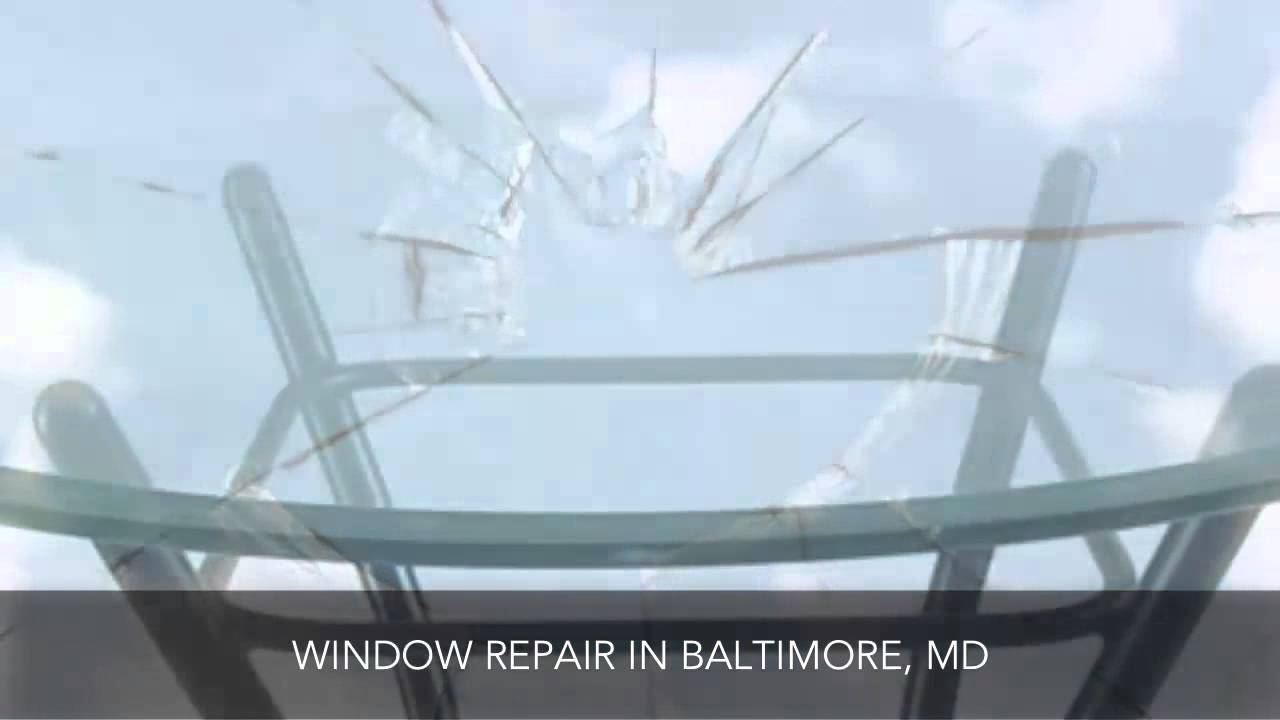 Glass And Screen Hospital Window Repair Baltimore MD