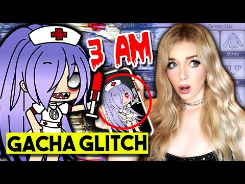 DO NOT PLAY GACHA LIFE AT 3AM!! (NURSE LUCK GLITCH IS BACK AGAIN) *SCARY*