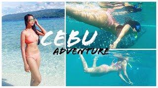 Sumilon Island , Sardines , and Oslob Whale Shark - Cebu Adventure