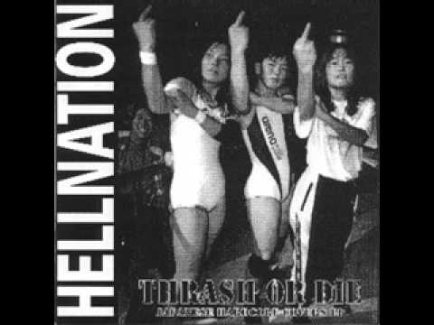 Hellnation - Medium Comes
