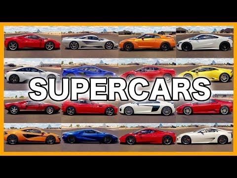 $10 MILLION SUPERCAR ELIMINATION RACE TOURNAMENT