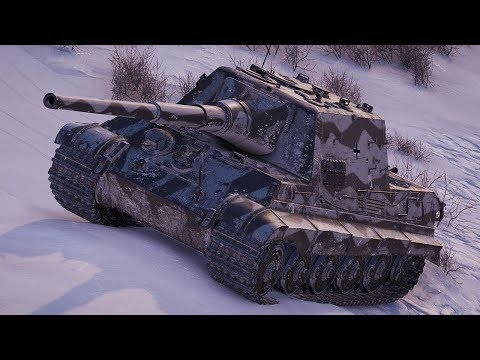 World of Tanks Jagdtiger - 6 Kills 10,3K Damage thumbnail