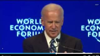 """Obama VP Scared of """"Collapse of Liberal World Order"""""""