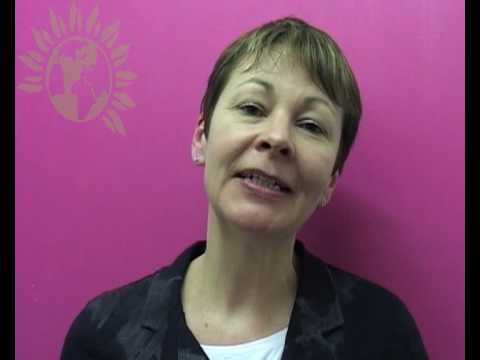 Caroline Lucas and Green Party LGBT Manifesto Launch