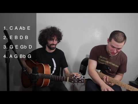 Democratic Chord Writing - Music Games with Adam Neely and Ben Levin