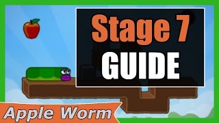 Apple Worm Level 7 Guide