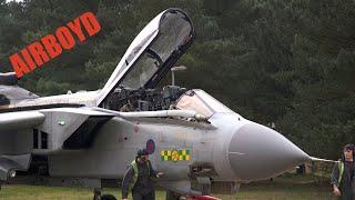 Royal Air Force Tornado Final Flights • RAF Marham