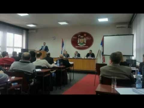 6.Sednica Skupštine opštine Vrnjačka Banja