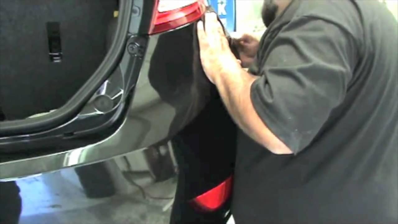 Fiesta Kit Install Rear Lower Youtube