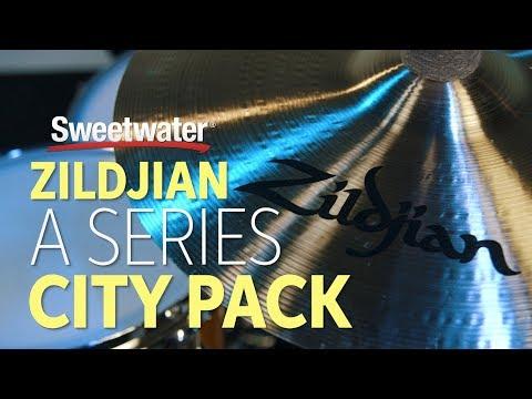 Zildjian A Series City Pack Cymbals Review