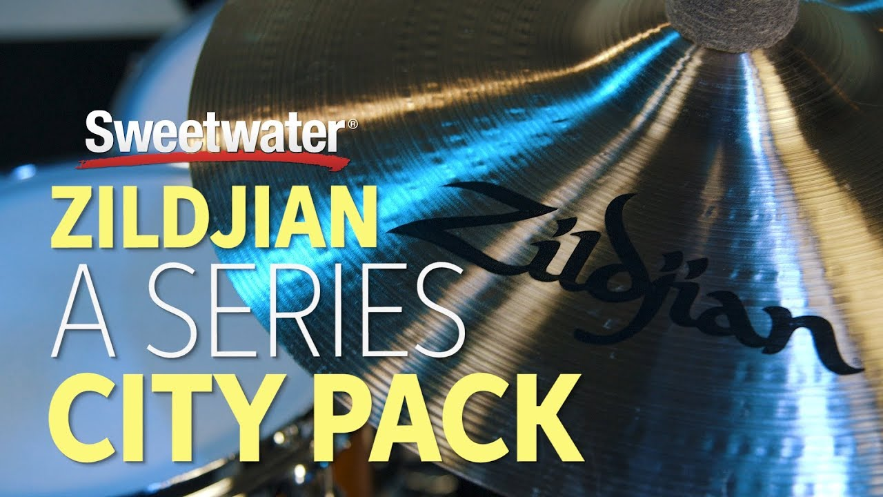 zildjian a series city pack cymbals review youtube. Black Bedroom Furniture Sets. Home Design Ideas