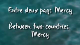 Madame Monsieur - Mercy (Lyrics - Paroles) Eurovision 2018