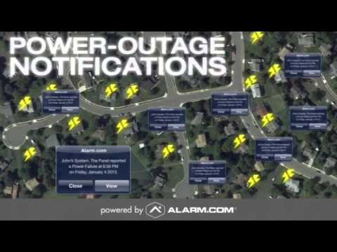 Clear Protection Home Alarm and Automation System