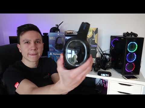 PS4 Headphones Review - Astro A50 Vs Turtle Beach 800 Elite Vs Sony Gold Vs Sony Wireless Stereo 2.0