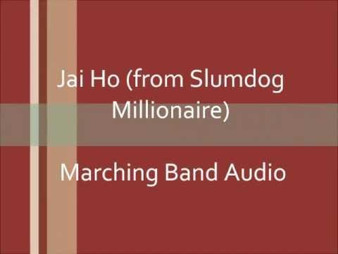 Jai Ho - Marching Band Audio