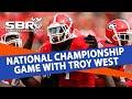 Free College Football Picks | National Championship: Alabama vs Georgia | NCAAF Best Bet
