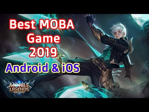 Top 10 BEST MOBA Game For Android 2019 [1440p/60fps]