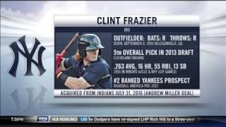 Kevin Reese profiles the Yankees top prospects including Gleyber Torres & Clint Frazier