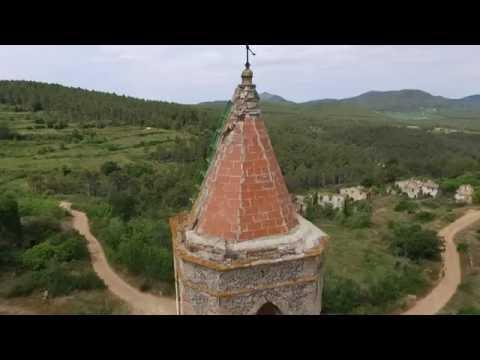 Pueblo abandonado. Marmellar, Tarragona