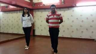Disco deewane tutorial by abhijeet & payal footworks dance studio