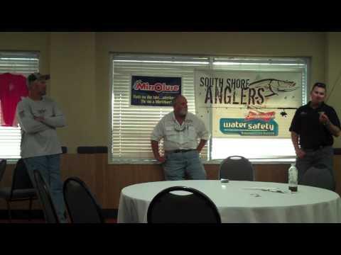 Southshore Anglers  201205 Part 1  Danny Guarino, Ric Liles and Jason Prieto