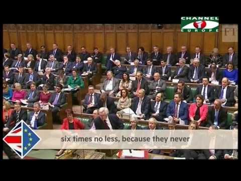 Report Brexit bill