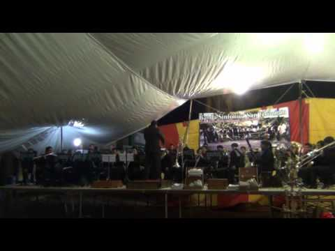 SALN MXICO Banda Sinfnica San Jernimo Texcoco  YouTube