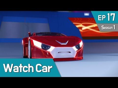 Power Battle Watch Car S1 EP17 A Foul Mind (English Ver)