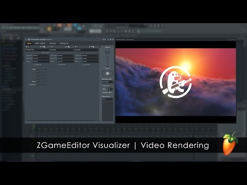FL Studio Guru | Making YouTube Videos with ZGameEditor Visualizer