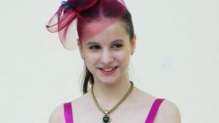 Виктория Оганисян 12 лет - песня из к/ф Невеста из Севера