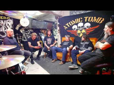 Exclusive Interview with Atomic Tomb (Local Toronto Band)